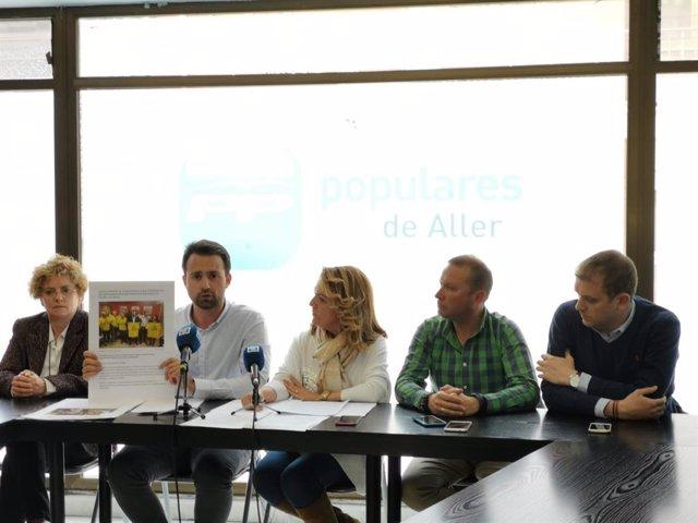 """Alcoa.- Mallada (PP) acusa a Sánchez (PSOE) de """"sepultar la industria asturiana"""""""
