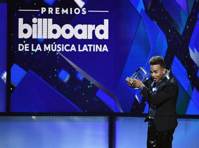 Ozuna triunfa en los Premios Billboard de la Música Latina 2019