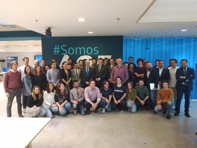Economía.- La iniciativa 'Andalucía Open Future' ha acelerado 120 'startups' desde su puesta en marcha