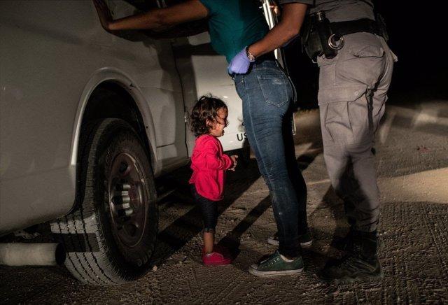 """El ganador del World Press Photo: """"La foto de la niña vino después de diez años de trabajo"""""""