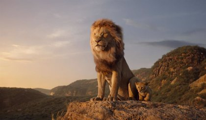 Nuevas imágenes del remake de El Rey León con Simba, Timón, Pumba, Mufasa y más