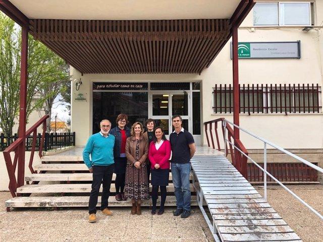 Córdoba.- Educación.- La Junta destaca las residencias escolares como modelo educativo por la igualdad de oportunidades