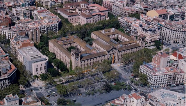 Edifici Histric de la UB