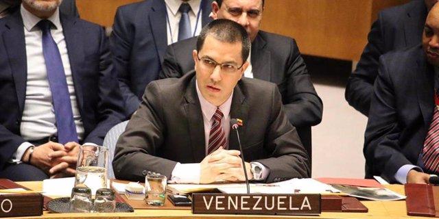 Venezuela/Turquía.- El ministro de Exteriores de Venezuela llegará este lunes a Turquía