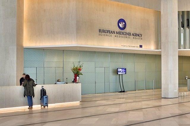 Sede de la Agencia Europea del Medicamento (EMA)