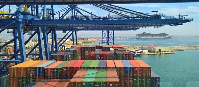 """Valencia.- Podem pide parar la ampliación norte del puerto porque """"implica derribar un dique"""" pagado con fondos europeos"""