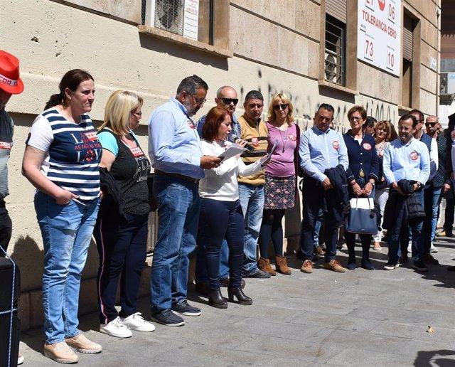 Almería.-Tribunales.-Investigan si una fallecida fue abandonada por el dueño de un invernadero tras sufrir un ictus