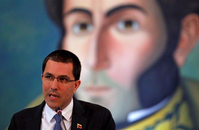 """Venezuela.- Arreaza se reúne con Guterres y celebra el """"gran entendimiento en temas esenciales"""" de Venezuela y la región"""