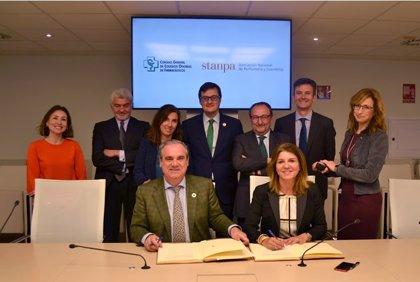 Los farmacéuticos y STANPA acuerdan promover la información científica y el asesoramiento en productos de dermofarmacia