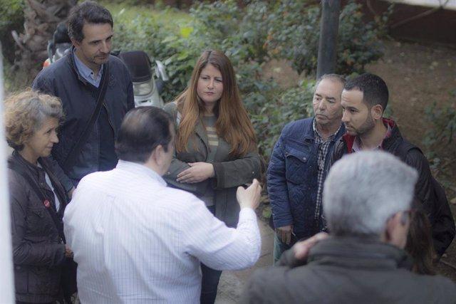 """Sevilla.- 26M.- Adelante Sevilla se compromete a """"mejorar el deficiente mantenimiento"""" de las zonas verdes de Triana"""