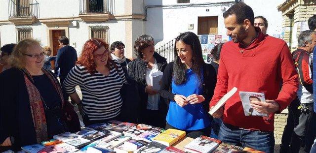 """Sevilla.-28A.- Unidas Podemos pide el voto como """"la única fuerza que puede enfrentar y sacar conquistas a los poderosos"""""""