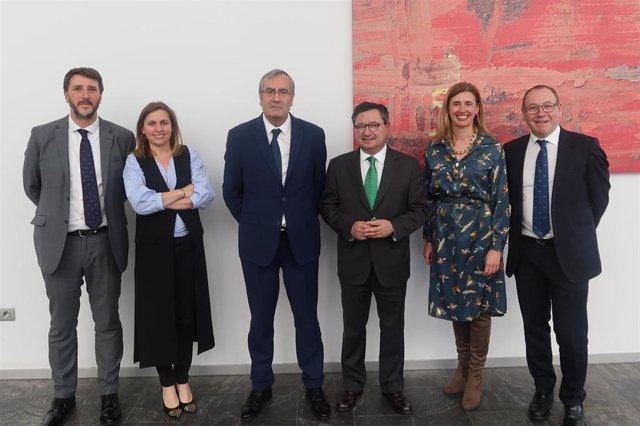El Idepa y CEEI Asturias colaboran con los puertos de Gijón y Avilés para impulsar proyectos 4.0