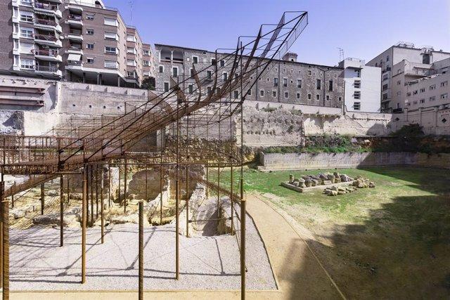 La reforma del Teatre rom de Tarragona, premiada en la XI Biennal Alejandro de la Sota