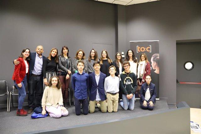 Córdoba.- La Universidad Loyola acoge la final provincial de la tercera edición del certamen de oratoria 'TO:C'