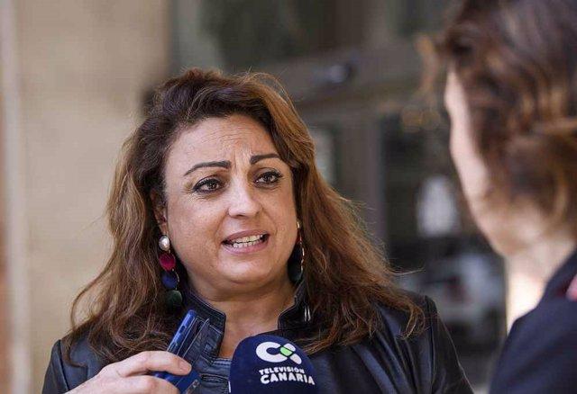 """Valido valora la aprobación """"in extremis"""" del PIEC y la achaca a la """"presión"""" del Gobierno de Canarias"""