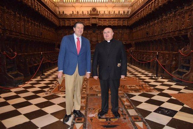Jaén.- El coro centra la nueva edición del ciclo 'Los jueves en la Catedral de Jaén'