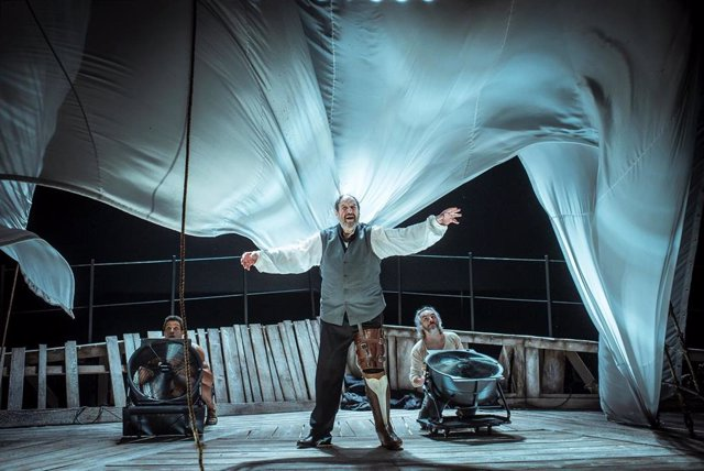 Córdoba.- El Gran Teatro acoge este sábado 'Moby Dick' de la mano de José María Pou