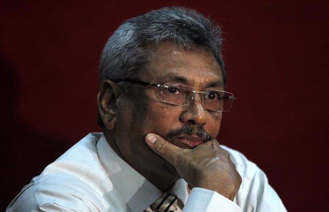 Sri Lanka.- El ex ministro de Defensa lanza su candidatura a los comicios presidenciales para combatir el islam radical