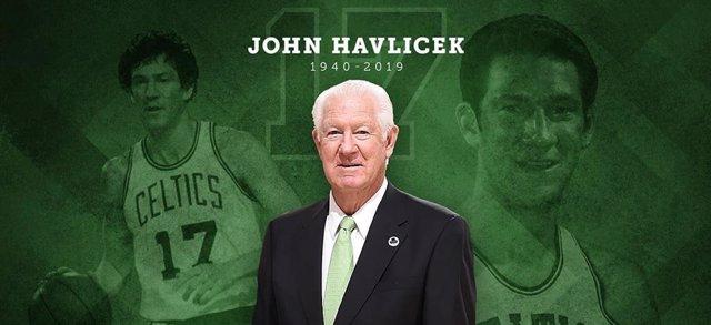 Bsquet/NBA.- Mor John Havlicek, llegenda dels Celtics i un dels 50 millors jugadors de la histria