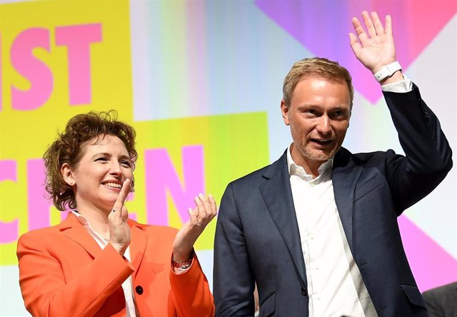 70th FDP party conference in Berlin