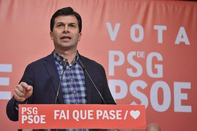 """28A.- Gonzalo Caballero: """"El Único Voto Necesario Para Frenar A La Derecha Y A La Ultraderecha Es El PSOE"""""""