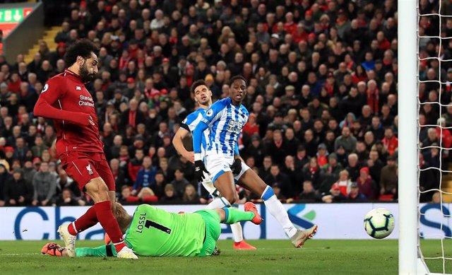 England Premier League - Liverpool vs Huddersfield Town