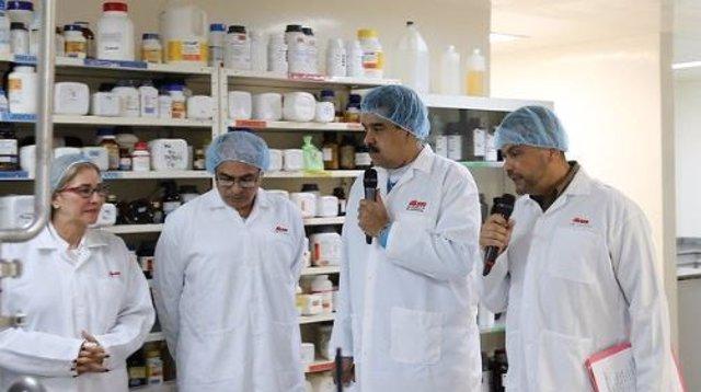La farmacéutica de origen español SM Pharma da el primer paso para un arbitraje internacional contra Venezuela