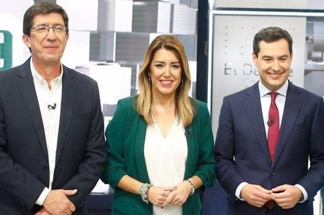28A.- Andalucía Vuelve A Las Urnas A Los Cinco Meses Del Vuelco En Autonómicas Y Con Peso Clave En El Resultado Nacional