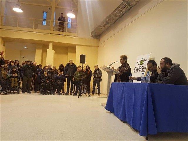 Más de un centenar de entidades ciudadanas se benefician de la casi veintena de cesiones de espacios municipales vacíos