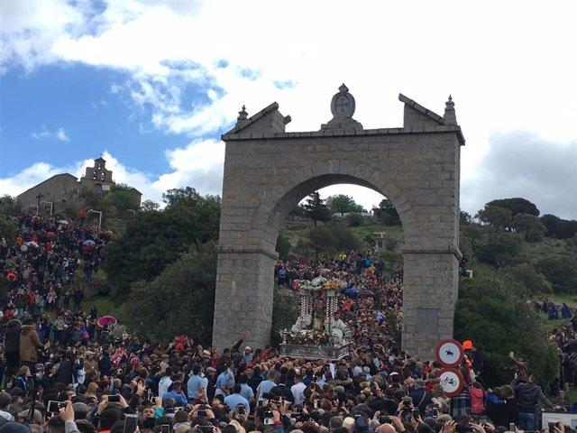 Romería de la Virgen de la Cabeza 2018