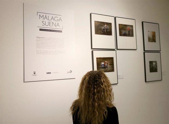 Málaga.- El colectivo Aula 7 celebra sus 35 años con una exposición sobre música e instrumentos en el MIMMA