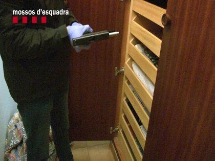 Siete detenidos por extorsionar a un inversor durante casi dos años en Barcelona