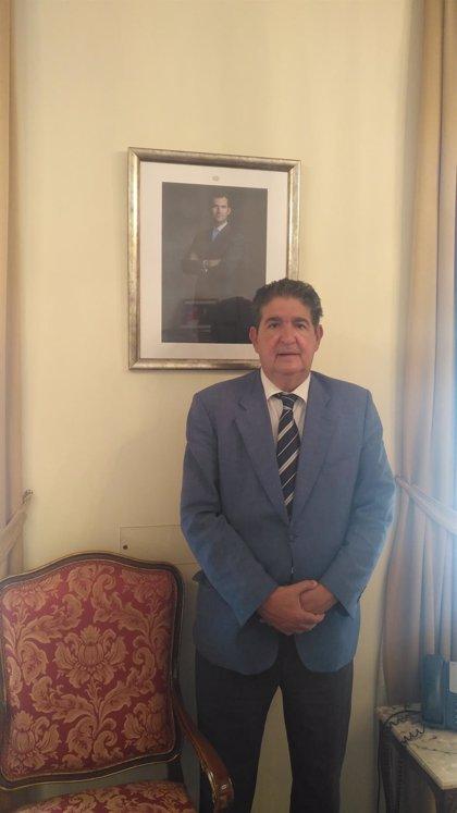 """Gallardo destaca que fue elegido cinco veces como decano del Colegio de Abogados de Sevilla por """"ser siempre accesible"""""""