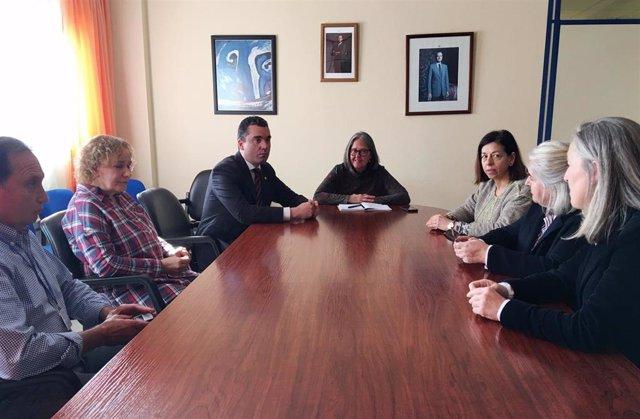 Gobierno se compromete a incluir los centros penitenciarios gallegos en el sistema de tratamiento común de datos médicos