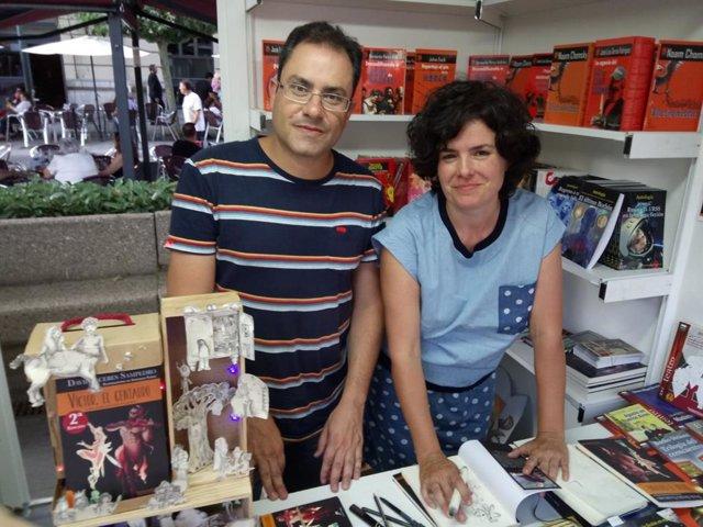 David Acebes y Sonsoles Yáñez publican 'El perro que escribía poemas de amor', Premio Liliput de Narrativa Infantil