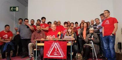"""Cargos electos de Navarra y Euskadi piden la """"retirada inmediata"""" del proyecto de línea de alta tensión Itsaso-Castejón"""
