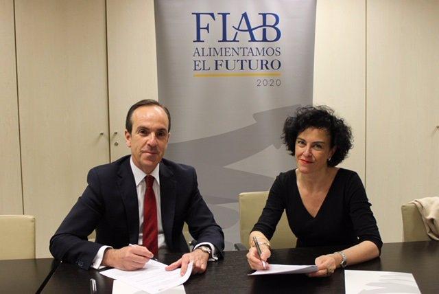 FIAB y ALINAR se unen para impulsar el sector agroalimentario en Navarra, La Rioja y Aragón