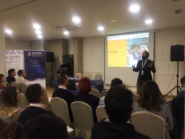 Más de 400 directivos de academias de inglés andaluzas participan en unas jornadas de formación
