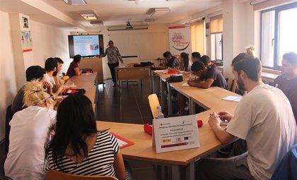 Cruz Roja ayudó a encontrar trabajo el pasado año a 331 personas en Valladolid a través de su plan de Empleo
