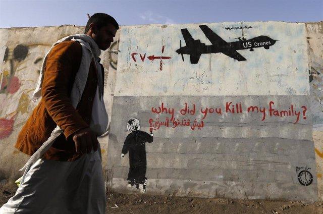 Yemen.- Arabia Saudí inicia una operación en Yemen para regular el uso de drones