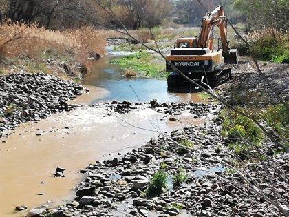 """Amigos de la Tierra La Rioja critica que la CHE """"destruye el Cidacos en Arnedo con obras de emergencia"""""""