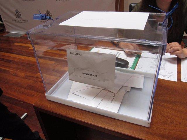 28A.- Un total de 3.000 notarios estarán mañana de guardia por si son requeridos durante la jornada electoral