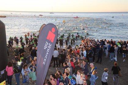 La alcaldesa de Marbella destaca el impacto promocional del Ironman 70.3 para el municipio