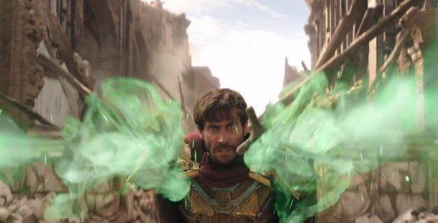 Jake Gyllenhaal es Mysterio en Spider-Man: Lejos de casa
