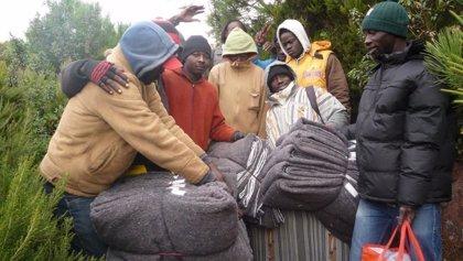 Muertos 16 inmigrantes tras caer su vehículo en una acequia en Marruecos