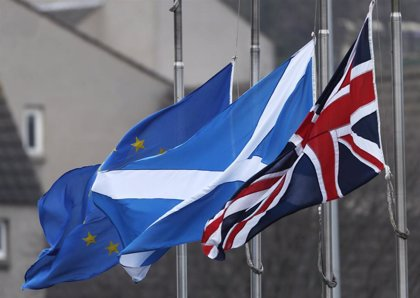 El apoyo a la independencia de Escocia se dispara cuatro puntos por la cercanía del Brexit