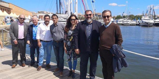 El Palma International Boat Show bate récord en expositores, con 270 empresas y 600 embarcaciones