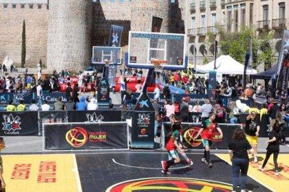 El Plaza 3x3 CaixaBank 2019 reúne a casi 200 jugadores en Ávila