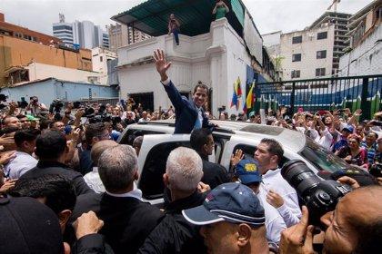 Los diplomáticos de Guaidó se reúnen para incluir a Rusia y China en una nueva estrategia contra Maduro