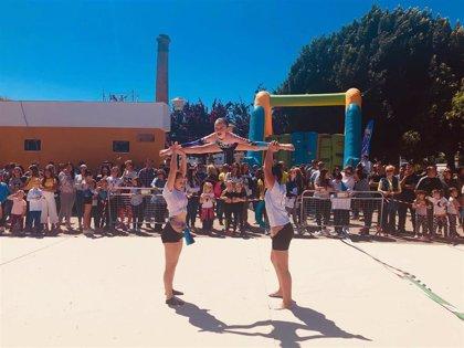 Alcalá de Guadaíra (Sevilla) organiza una treintena de actividades gratuitas en el III Día del Deporte en la calle